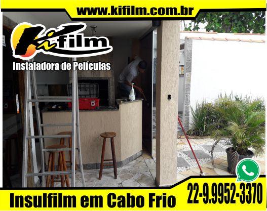 instalação de insulfilm em cabo frio e arraial do cabo, sãopedro da aldeia