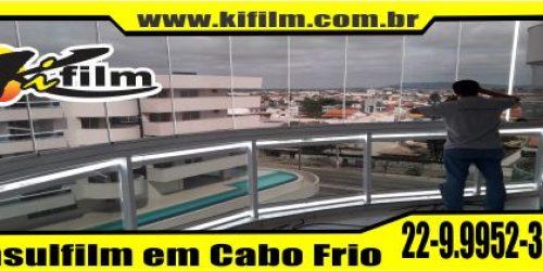 Insulfilm em Cabo Frio no Braga (22) 9.9952-3370 Preço e qualidade
