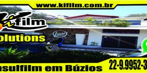 Instalação de Insulfilm em Búzios – 22-9.9952-3370