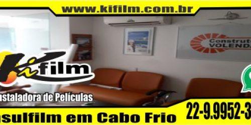 Insulfilm em Cabo Frio em Cabo Frio