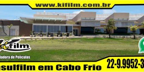 Insulfilm Cabo Frio