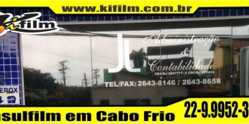 Insulfilm Cabo Frio  (22) 9.9952-3370