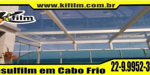 Instalação de Insulfilm Residencial em Cabo Frio