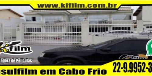 Insulfilm em São Pedro da Aldeia (22) 9.9952-3370