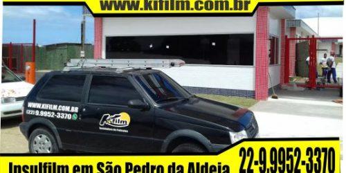 Loja de Insulfilm em São Pedro da Aldeia (22) 9.9952-3370