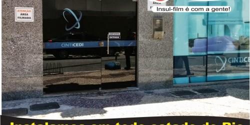 Instalação de Insulfilm em  Cabo Frio (22) 9.9952-3370