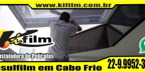 Insul-Film Residencial em Cabo Frio (22)9.9952-3370