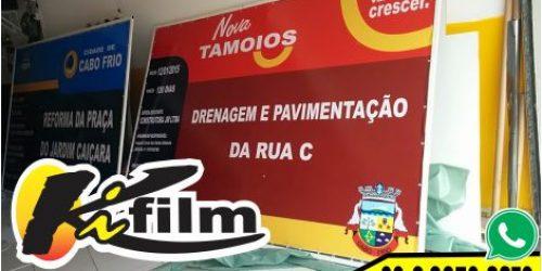 Placas e Letreiros em Cabo Frio (22) 2647-4668 – cabofriomax@gmail.com